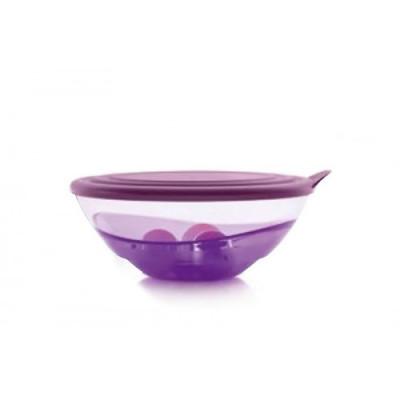 Чаша Элегантность 600 мл фиолетовая