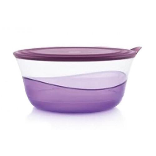Чаша Элегантность 2,3 л фиолетовая