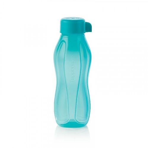 Эко-бутылка 310 мл в бирюзовом цвете