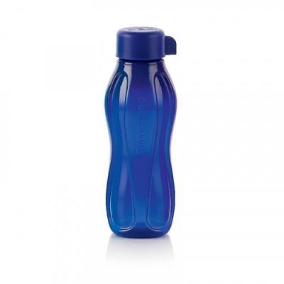 Эко-бутылка 310 мл в синем цвете