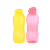 Набор Эко-бутылок 1,5 л с клапаном и винтовой крышкой