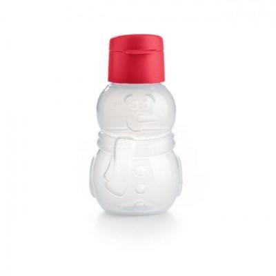 Эко-бутылка Снеговик (350 мл)