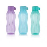 Набор Эко-бутылок с винтовой крышкой 310 мл, 3 шт.