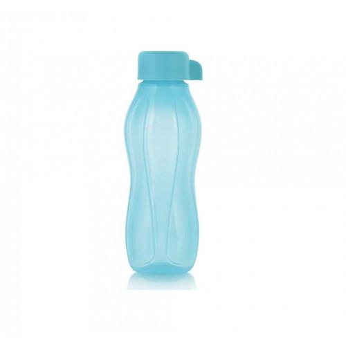Эко-бутылка 310 мл в голубом цвете