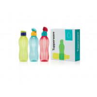 Подарочный набор Эко-бутылки 750 мл, 3 шт.