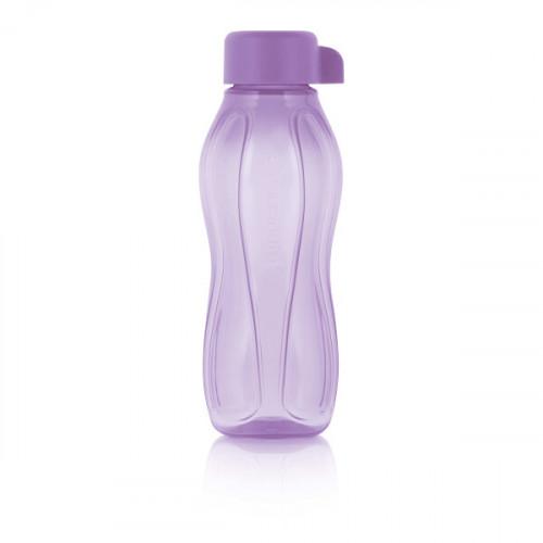 Эко-бутылка 310 мл в сиреневом цвете