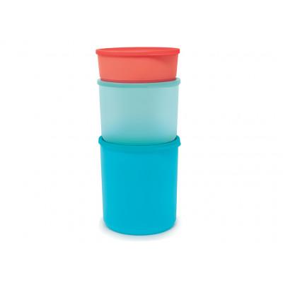 Набор контейнеров Цилиндрикс (950 мл / 2,1 л / 3,3 л)