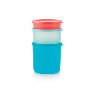 Набор контейнеров Цилиндрикс (200 мл / 530 мл / 1,1 л)