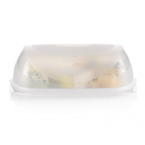 Умная сырница прямоугольная