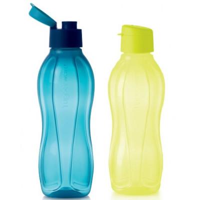 Набор Эко-бутылок с клапаном 750 мл, 2 шт.