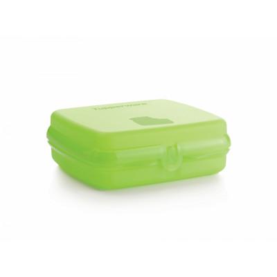 Ланч-бокс зеленый